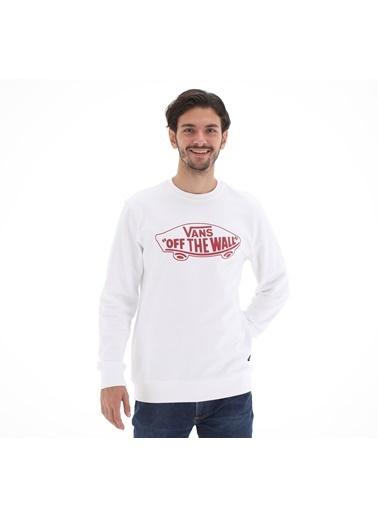 Vans Sweatshirt Beyaz